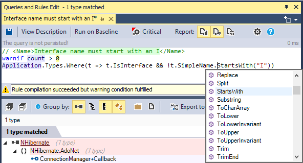 SonarQube integration with NDepend